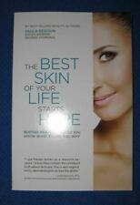 "Paula's Choice ""The Best Skin of Your Life Starts Here"" By Paula Begoun NEW"