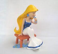 Figurine résine Astérix et Obélix édition du Parc 2004 : Falbala 16.5cm