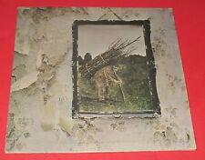 LED ZEPPELIN - SELF TITLED Vinyl LP 1971 (SD- 7208) W- Stairway To Heaven VG/VG+