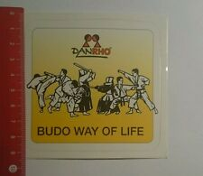 Aufkleber/Sticker: Danrho Budo way of Life (28101697)