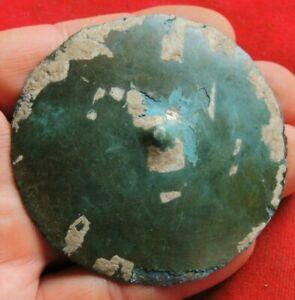 Ancient bronze large Celtic artifact