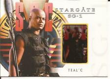 Stargate SG-1 Season 6 Gallery Card G4 Christopher Judge as Teal'c