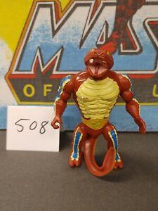 Rattlor 1985 He-Man MOTU Mattel Masters Of The Universe 5.5 Inch - Free Shipping