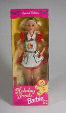 Barbie Holiday Treats 1997 Special Edition Doll Gingerbread #17236 Nrfb