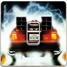 Back To The Future Car Light Switch Vinyl Sticker Decal for Kids Bedroom #389