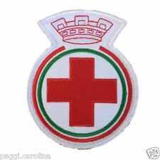 Patch N50  Croce Rossa Militare Toppa con velcro