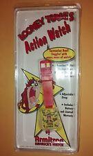 Vintage NOS 1994 Looney Tunes Action Watch TAZ juggling digital ARMITRON NEW