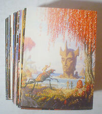 Tim Hildebrandt's Flights of Fantasy ~ Complete 1994 Base Set ~ Comic Images