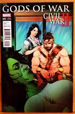 GODS of WAR #2b Civil War II (2016 MARVEL Comics) ~ VF/NM Comic Book
