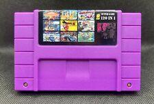 120 in 1 SNES Super Nintendo Multi Cart Game USA Seller