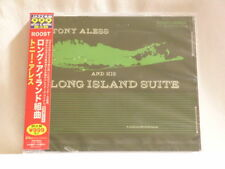 TONY ALESS Long Island Suite J.J. Johnson Kai Winding Nick Travis NEW JAPAN CD