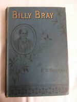 The King's Son or A Memoir Of Billy Bray by F W Bourne - (Hardback,1890)
