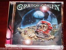 Orange Goblin: Back From The Abyss CD 2014 Candlelight USA Records CDL565CD NEW