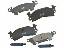 For 1971-1974 GMC C15/C1500 Pickup Brake Pad Set Front Bendix 82729ZV 1972 1973