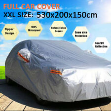 Full Car Cover Waterproof Scratch UV Dust Rain Resistant Protector For Lexus LS