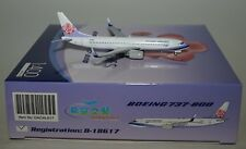 Dream Air DACAL617 Boeing 737-809 China Airlines B-18617 in 1:400 Scale
