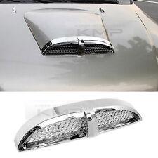 Chrome Front Intercooler Cap Garnish Molding For KIA 1999-2001 Sedona / Carnival