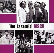 Essential Disco Essential Disco MUSIC CD