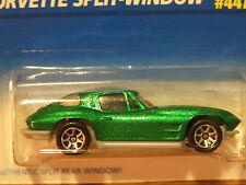 Hot Wheels 1995 Corvette Split-Window Gray Bottom Collector #447