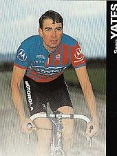 SEAN YATES Cyclisme Cycling Ciclismo Team Motorola 96