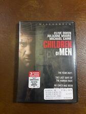 Children of Men 2006 DVD New