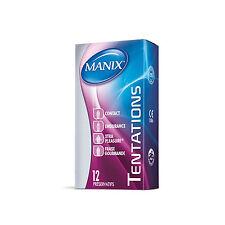 Pharmacie Intime Préservatifs Tentations par 14 - MANIX