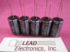 QTY5 NICHICON 6800UF 10V UPW1A682MHD 6800MFD 10-VOLT LOW-ESR 105-DEG