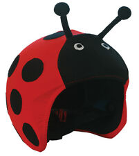 Ladybug Ski Snowboard Snow Bike Bicycle Cool Animal Helmet Cover CoolCasc NEW +
