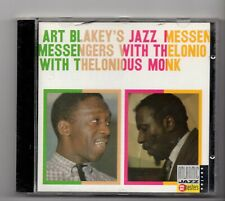 (JN642) Art Blakey's Jazz Messengers With Thelonious Monk - CD