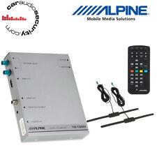 Alpine TUE-T220DV - mobile TV digitale ricevitore (DVB-T2) uscita HDMI con antenna