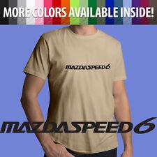 Mazda Motor Mazdaspeed 6 Mazdaspeed6 MPS COBB Automotive Mens Unisex Tee T-Shirt