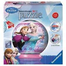 La Reine des Neiges Puzzle 3d 108 pieces Ravensburger