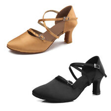 Latin Dance Shoes For Women Adult Soft Tango Ladies Ballroom  Dance Shoes