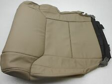 Genuine OEM Toyota Tundra Tan Lower Leather Seat Cover 2014-2015 Nice!!