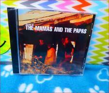 "Mamas & Papas New Sealed Freepost ""Best of"" California Dreaming/Monday/Dedicated"