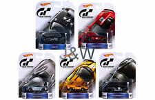 Hot Wheels Gran Turismo Set of 5 cars 1/64 DMC55-959C