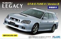 Fujimi ID-77 Subaru Legacy Touring Wagon GT-B E-tune II or Version B 1/24 scale