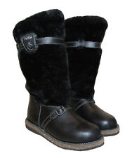 "Russian High Fur Boots ""UNTY"" 100% Sheepskin, Mukluks, UGG, Winter, Hunting"