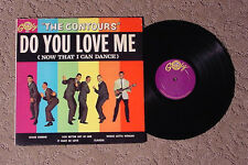 ♫ THE CONTOURS ♫  DO YOU LOVE ME GORDY 901 1962 1ST PRESS A1! RARE DOO-WOP SOUL