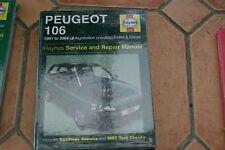 haynes manual peugeot 106 1991-2004