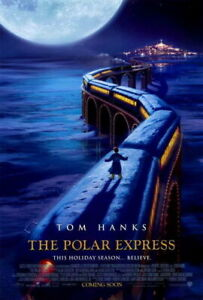 72044 The Polar Express Movie Tom Hanks Wall Print POSTER UK