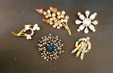 Brooch/Pin Mixed Metals Vintage & Antique Jewellery
