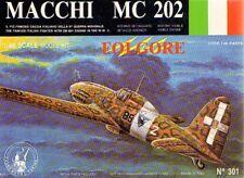 "1/48 Tauro Macchi C.202 ""Folgore"" Italia # 301"