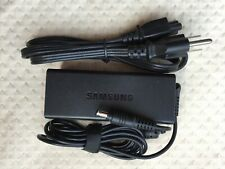 @New Original OEM Samsung AC Adapter&Cord  for Samsung Notebook 5 NP500R5L-M02US