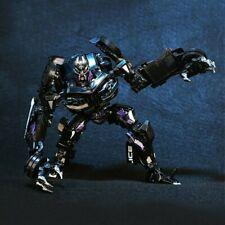 Transformer alloy version of Judge Police Roadblock LS02 toy
