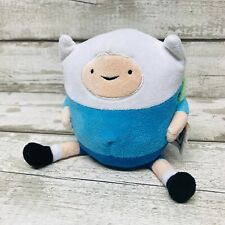 Cartoon Network Adventure Time Finn Chubby Fat Plush Soft Toy Character