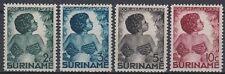 Suriname 1936 ** Mi.199/02 Kinderhilfe Children's Aid Grünes Kreuz [st0720]