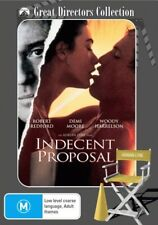 Indecent Proposal (Great Directors Collection) New DVD R4