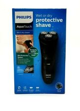 Philips AT899/06  AquaTouch Wet & Dry Electric Shaver  NEW