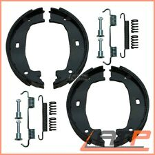 PARKING BRAKE SET HANDBRAKE SHOES 4 PCS BMW 3 SERIES E46 E90 E91 E92 E93 F30 F31